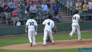 Immaculata 6 Montgomery 5   HS Baseball   Somerset County Tournament Championship