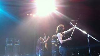 Orphaned Land - Ornaments of Gold @ India, Guwahati 2012.MOV