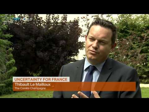 Money Talks: Uncertainty for France, Nicole Johnston reports; interview with Craig Copetas