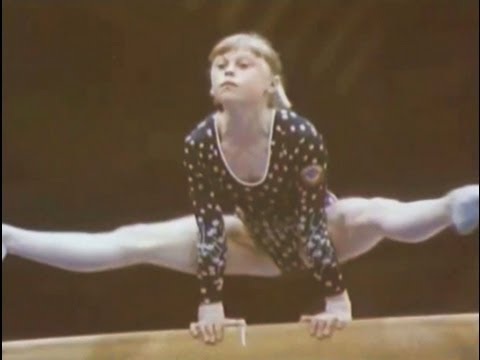Elena Mukhina: Profiles in Olympic Courage
