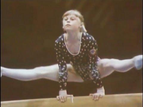 Elena Mukhina: Profiles in Olympic Courage