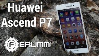 Huawei Ascend P7 подробный видеообзор смартфона. Плюсы и минусы Huawei Ascend P7 от FERUMM.COM