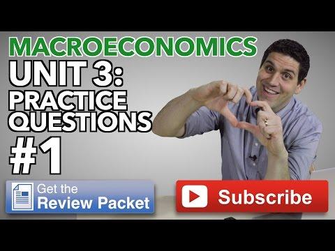 Macro Unit 3- Practice Questions #1