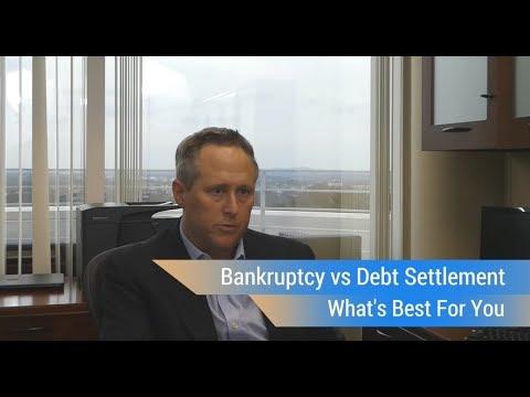 bankruptcy-vs-debt-settlement