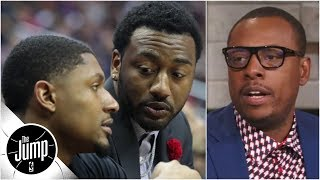 Paul Pierce: Don't blame Wizards' coach or GM for current mess | The Jump
