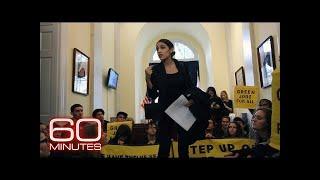 Alexandria Ocasio-Cortez says