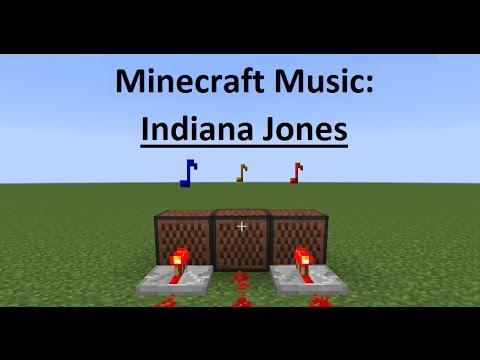 Minecraft Music: Indiana Jones