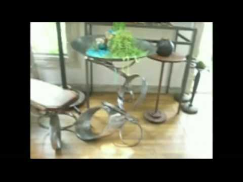 Furniture Made Of Recycled Material YouTube