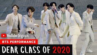 Download lagu BTS | Dear Class Of 2020