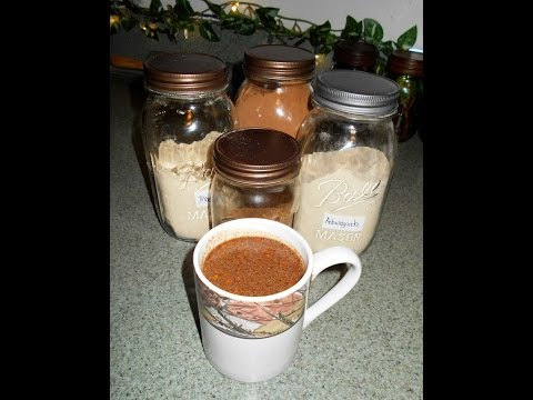 Jet Fueled Latte Recipe
