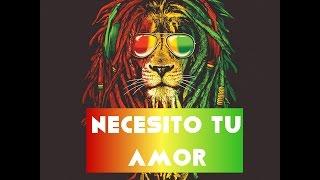 Necesito Tu Amor | Fidel Nadal