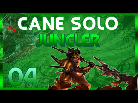 SHACO IS BACK CANE SOLO JUNGLER # 4