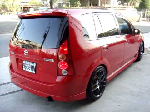 js mazda premacy 2 0 101 youtube. Black Bedroom Furniture Sets. Home Design Ideas