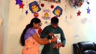 4.Ravi Pantla - Birthday Celebz - Delaware