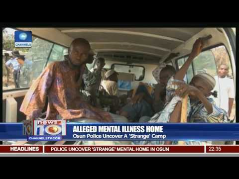 Alleged Mental Illness Home: Osun Police Uncover A