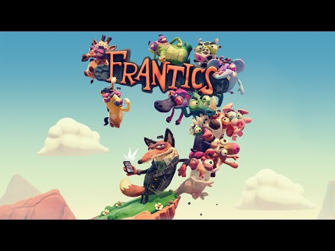 בואו נשחק - frantics