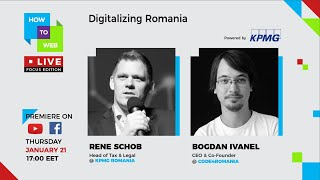 How to Web Live Focus Edition - Digitalizing Romania