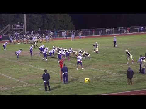 Pikesville Panthers vs Owings Mills 10/12/2012