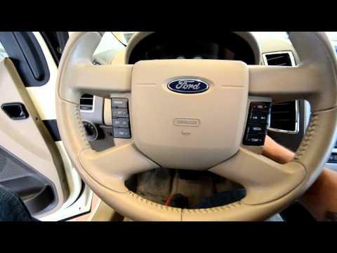 2007 Ford Edge SEL AWD V6 (stk# 29517SA ) for sale at Trend Motors Used Car Center in Rockaway, NJ