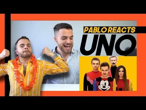 PABLO REACTING TO LITTLE BIG - UNO / RUSSIA EUROVISION 2020 / DANCE VIDEO