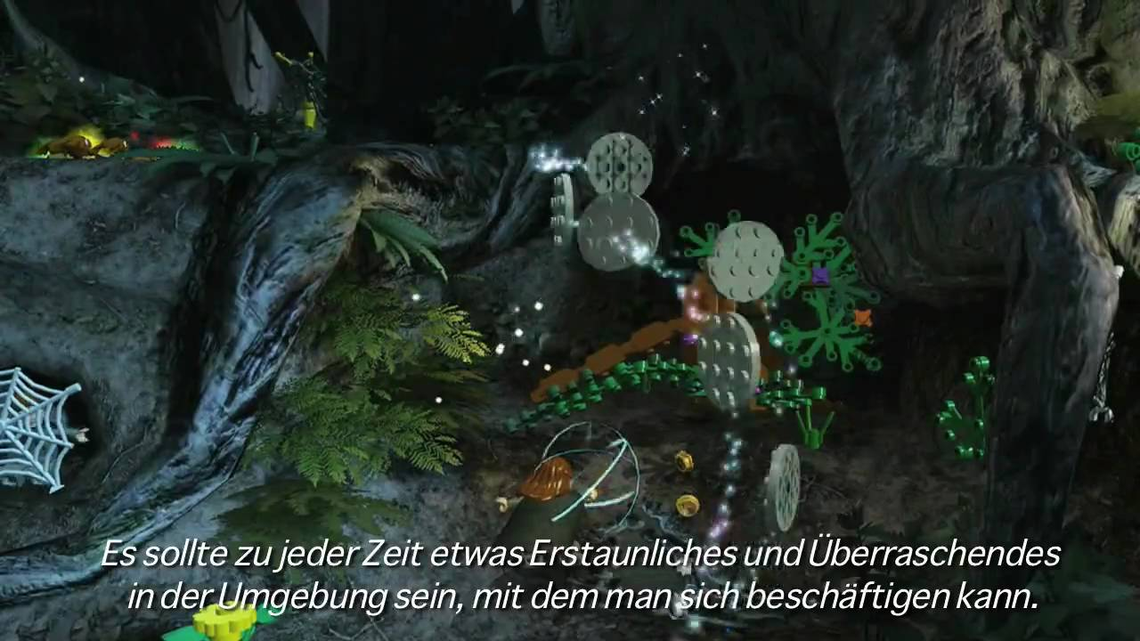 LEGO Harry Potter Die Jahre 1-4 - Behind the Scene Video Teil1 (Incl ...