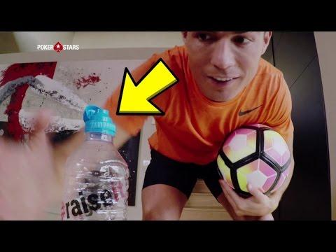 CRISTIANO RONALDO - BOTTLEFLIP CHALLANGE!! - Vines #7   Funny Moments,Fails,Goals!   HD