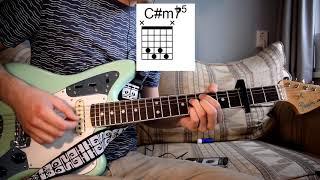 Mac Demarco - K Guitar Lesson