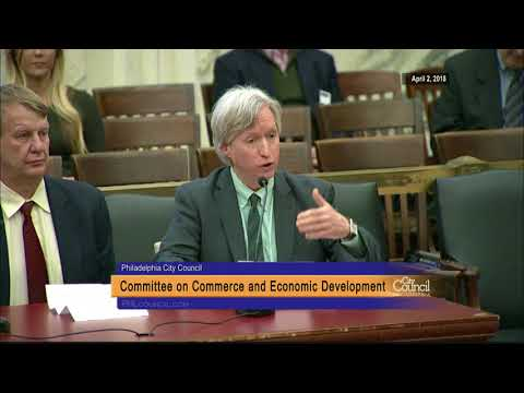 Committee on Commerce and Economic Development 4-2-2018