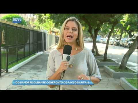 Idoso morre em confronto de facções no Rio de Janeiro