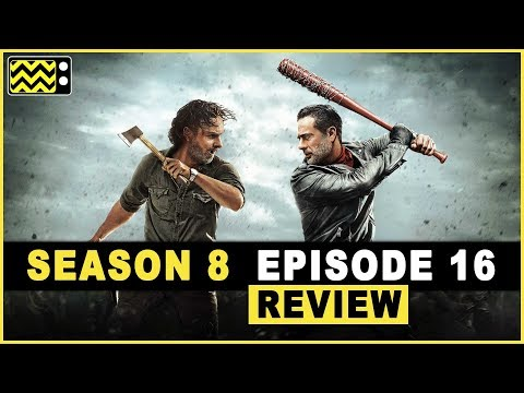 The Walking Dead Season 8 Episode 16 Review & Reaction | AfterBuzz TV