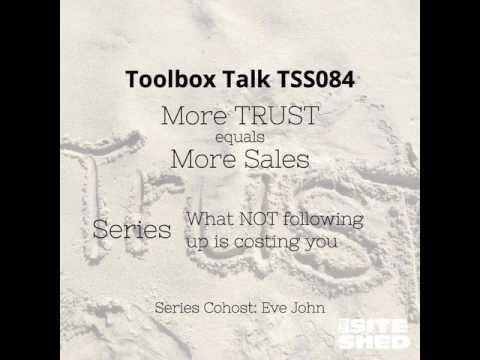 More trust equals more sales