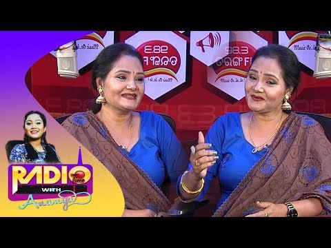 Radio Time with Ananya | Candid Talk with Singer-Sailabhama