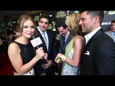 2014 Daytime Emmys: Galen Gering, Kassie DePaiva, and Greg Vaughan