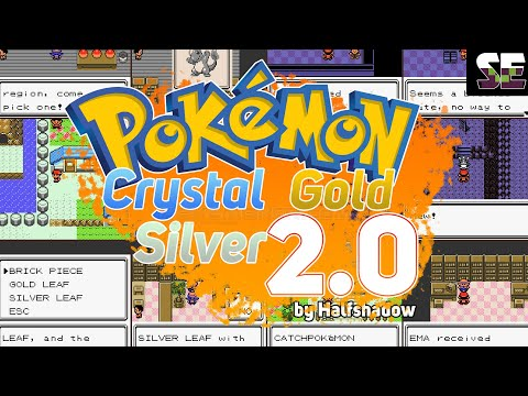 GBA] Pokemon Crystal 2 0 Completed - Pokemoner com