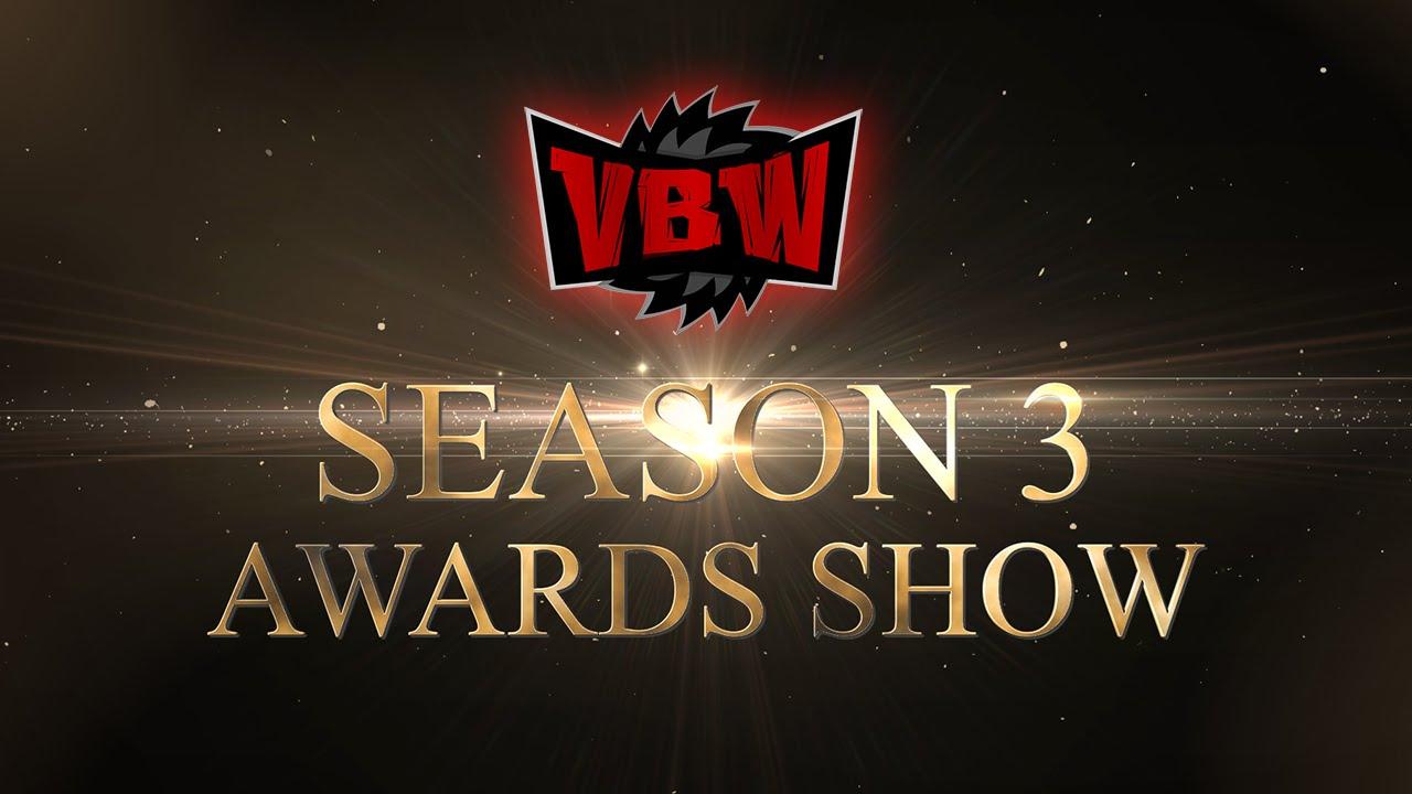 vbw season 3 awards show backyard wrestling youtube