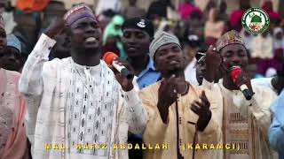 Download Wayyo Allah Kalli wani irin KARAMCIN ANNABI a jikin Hafiz Abdallah - Ranar Fadar Bege 2019