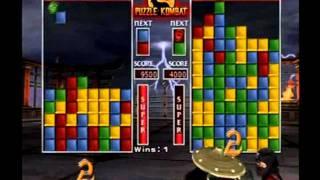 Mortal Kombat Deception - Puzzle Kombat - Raiden