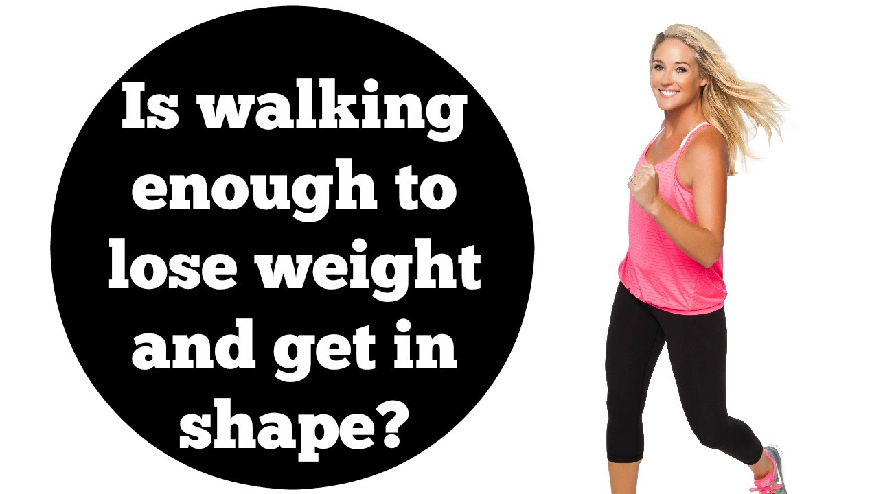Walking for Exercise and Weight Loss recommend