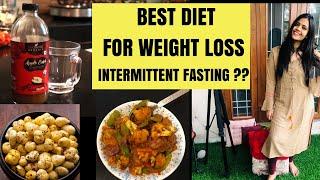 Intermittent Fasting for Weightloss | Meal Plan | Somya Luhadia