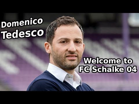 ► Domenico Tedesco ◄ ★ Welcome to FC Schalke 04 ★ 2017/18 ᴴᴰ