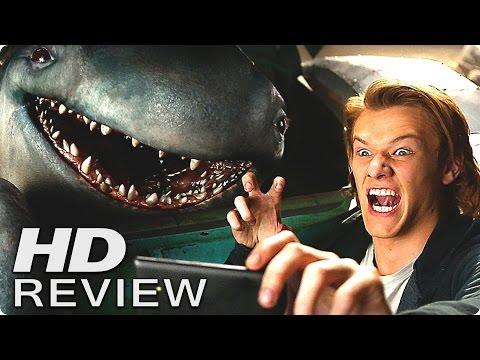 MONSTER TRUCKS Kritik Review (2017)