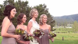NADIA & CAMERON  wedding hobart