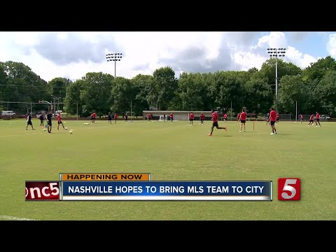 Nashville Hopes To Bring MLS Team To City