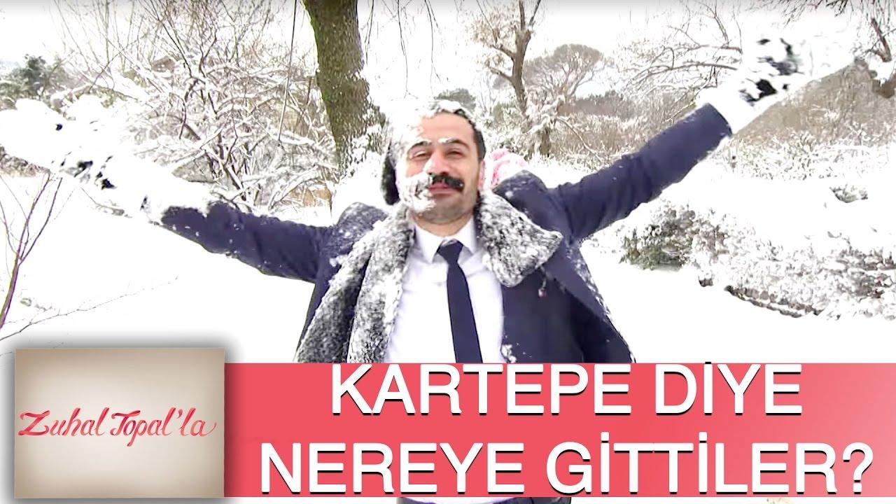 Zuhal Topal'la 99. Bölüm (HD)   Kartepe Diye Yola Çıkan Dilek ve İbrahim Nereye Gitti?