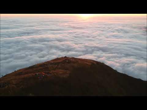 VIDEO: Cerro Puñay, Chimborazo, Ecuador ⛰️🇪🇨 (El mejor atardecer del mundo)🌄
