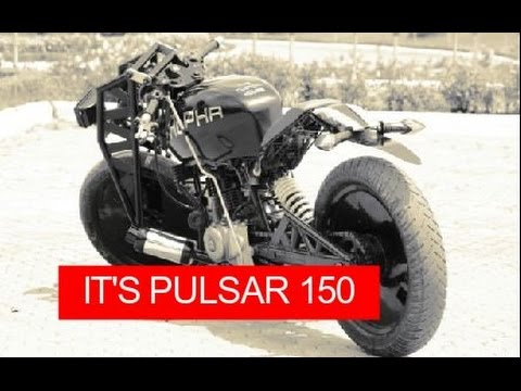 pulsar 150 modified