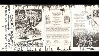 CRUCIFIER- Humans Are Such Easy Prey Demo1990 [FULL Demo]