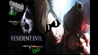 Resident evil 6 munição infinita