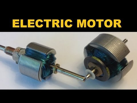 Electric Motor Explained