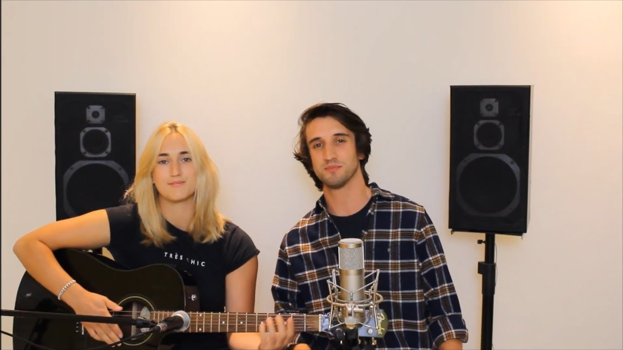 Dance Monkey - Tones & I - Acoustic Cover by Aaron James + Beth